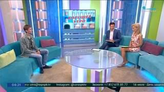 Смотреть видео Сегвей мания в гостях у телеканала