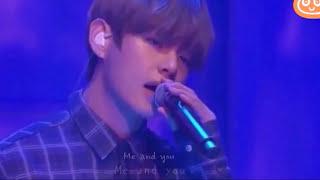 [韓中字] BTS RM&V - 170613 4 o'clock 네시 Home Party