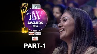 JFW Award 2018 03-12-2018 JFW Show-Part 1