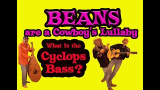 Beans Are a Cowboy's Lullaby - FREE Chord/Lyric CHART