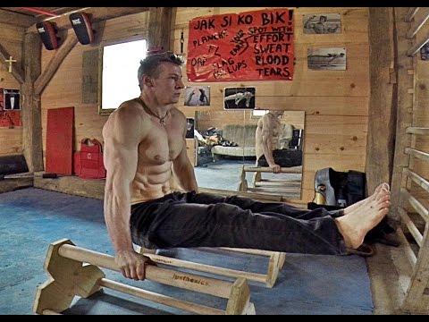 Dominik Sky – Calisthenics Tutorial Beginner to Advanced Part 3: CORE (ABS)