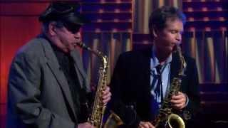 David Sanborg & Phil Woods - Senor Blues