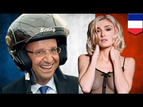 Francois Hollande's affair with Julie Gayet exposed by Closer Magazine