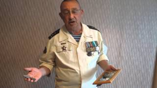 Смотреть клип Андрей Климнюк - Две Медали