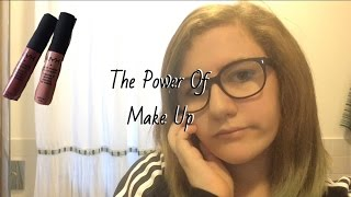THE POWER OF MAKE UP   demofobia