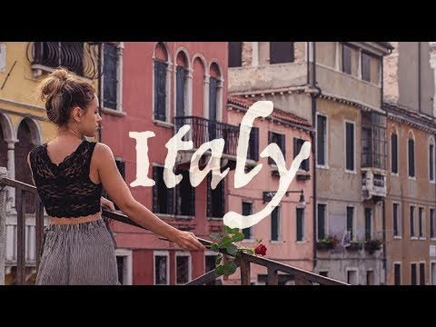 ONE MONTH IN ITALY: A cinematic travel film