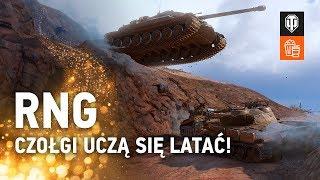 RNG. Czołgi uczą się latać! [World of Tanks Polska]