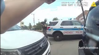 Chicago Police Shooting That Prompted Protests