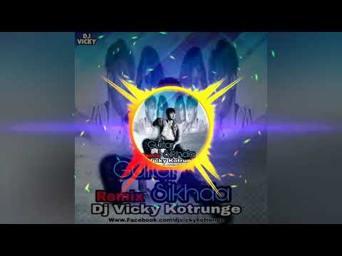 Guitar Sikhda-Jassie Gill(Remix)Dj Vicky Kotrunge