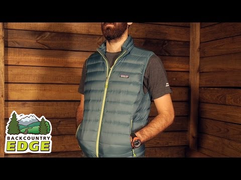 Patagonia Mens Down Sweater Vest Youtube