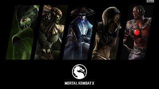 Обзор игры Mortal Kombat X