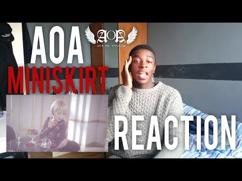 AOA - Miniskirt [짧은 치마] MV Reaction | KPDAYO