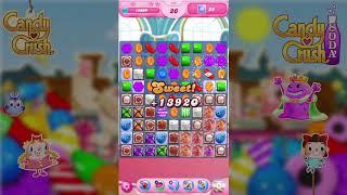 【Candy Crush Saga】Level 866/【キャンディクラッシュ サガ】レベル 866