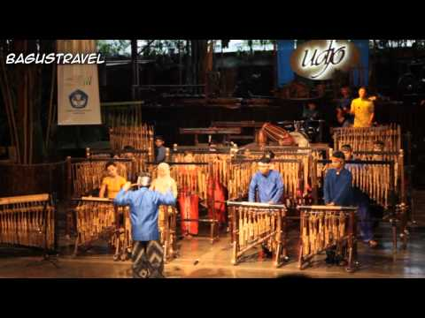 Can't take my eyes of you & Heal The world (instrument cover) by Saung Angklung Udjo Orchestra