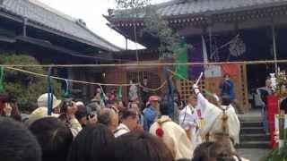 http://tokotokoto.com 三十三間堂の近くにある法住の身代不動尊大祭 採...