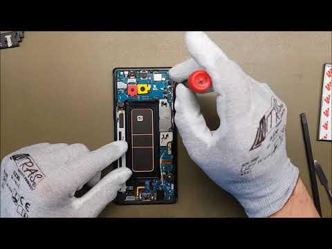 Samsung Galaxy Note 8 Display Reparatur - handyreparatur123