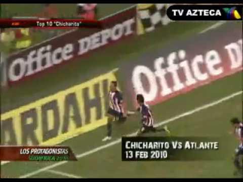 Top 10 Goals Chicharito Hernandez