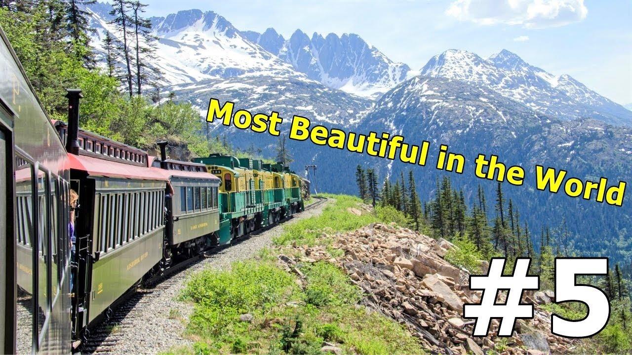 นี้มันสวรรค์บนดิน!! 5 รถไฟสุดหรู บนเส้นทางที่สวยงามที่สุดในโลกนี้ ที่ควรไปซักครั้งในชีวิต #EP2