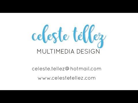 Demo Reel 2017 - Celeste Téllez | Multimedia Design