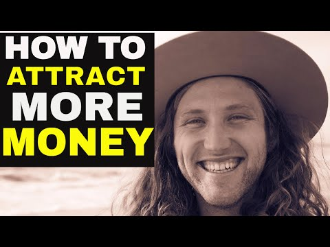 The 5 Money Mindsets You MUST MASTER TO ATTRACT WEALTH