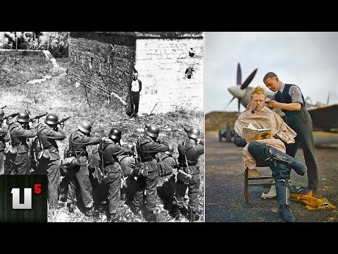 5 Haunting & Powerful Photos From WW2 (And The Stories Behind Them)