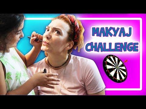 MİRA İLE MAKYAJ  KAPIŞMASI | Umikids Makeup Challenge