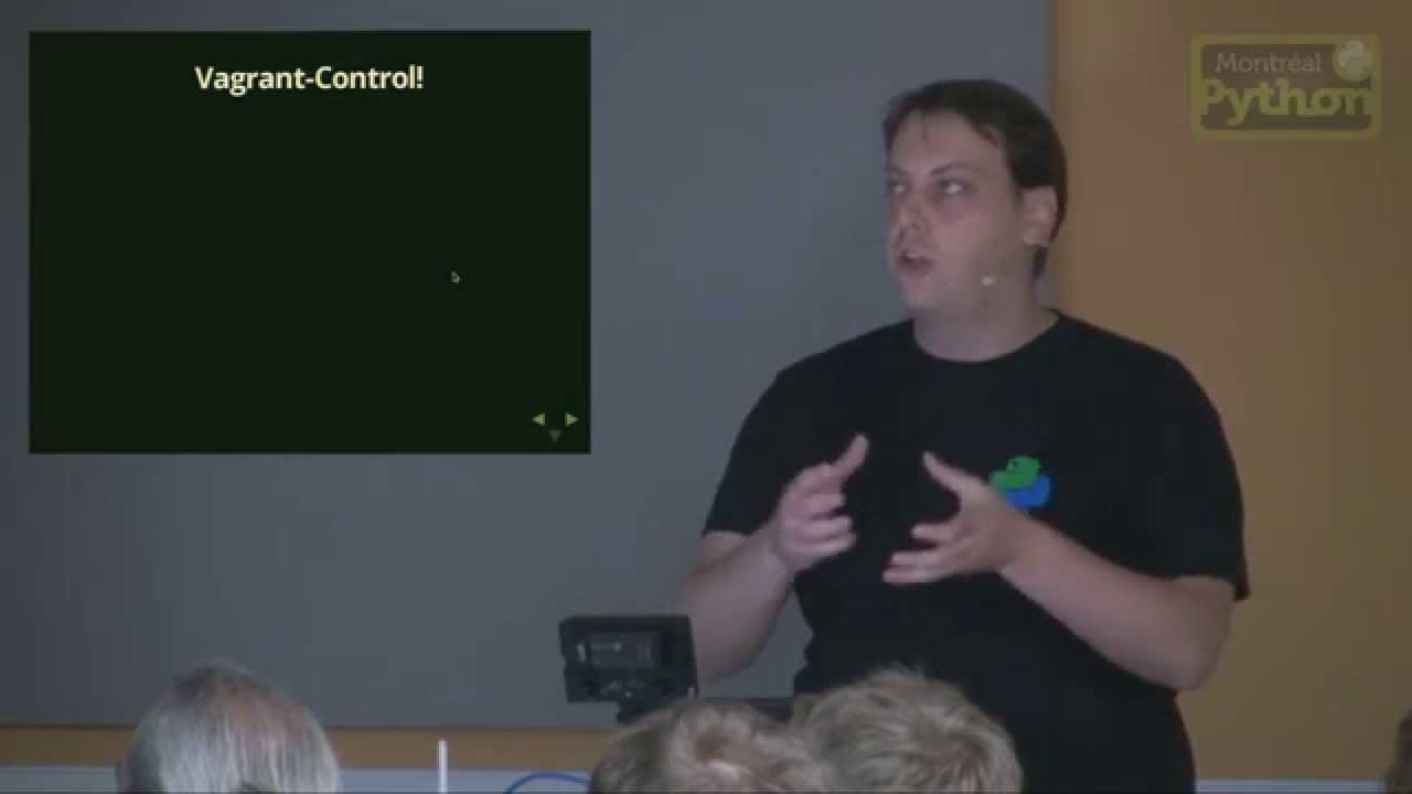 Image from Vagrant-Control : une interface web
