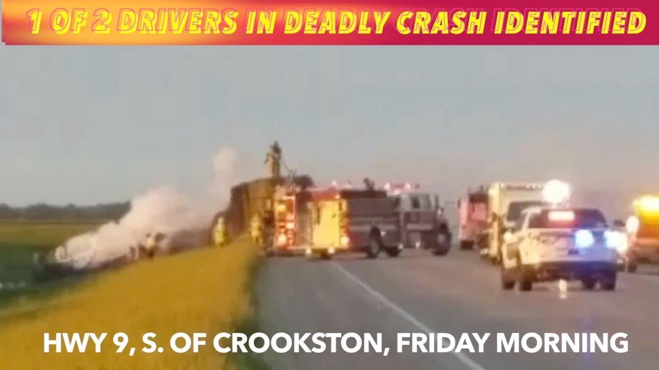 1 OF 2 Drivers Killed In Deadly Semi Crash Near Crookston Identified