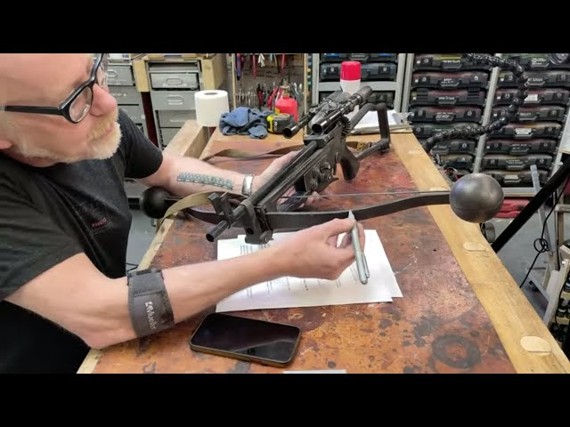Ask Adam Savage: Transforming Toys into Realistic-Looking Props