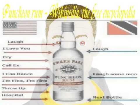 Puncheon Rum Youtube