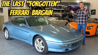homepage tile video photo for Importing this Rare Ferrari from Dubai Didn't Go as I Expected  (I Bought a Cheap 456GT MANUAL!)