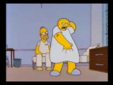 The Simpsons - Billie Jean (Michael Jackson 1958 - 2009)