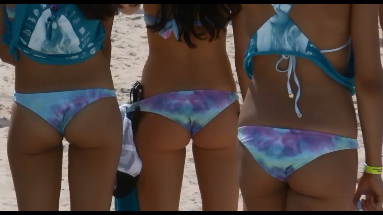 South beach bikini girls