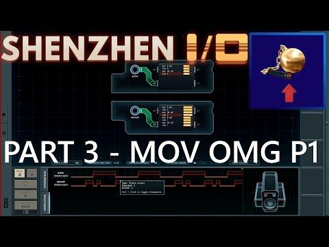 Shenzhen I/O - Part 3 - Move OMG to P1?