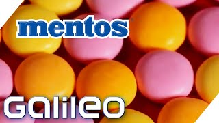 So entstehen Mentos-Dragees | Galileo Lunch Break