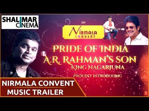 Nirmala Convent Movie Trailer    Roshan    Sriya Sharma    A. R. Rahman    Shalimarcinema