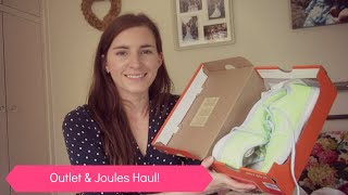 Outlet & Joules Haul!