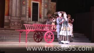 Генеральная репетиция «Кармен» прошла в Оперном театре