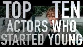 Top 10 Child Actors Turned Successful Adult Actors (Quickie)