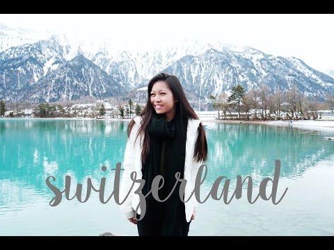 BRB ITALY | → Switzerland, Interlaken + Zürich