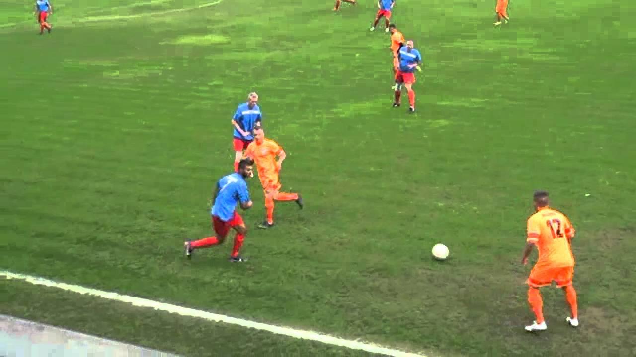 Rakamaz - Gávavencsellő futballmérkőzés. 2015.09.19