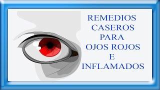 Remedios caseros y hinchados causan ojos