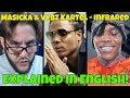 Vybz Kartel & Masicka - InfraRed (Explained In English!) FREE WORLD BOSS!