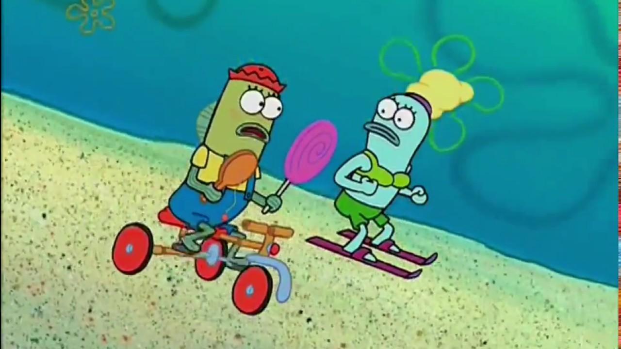 Uh, I can explain. : spongebob