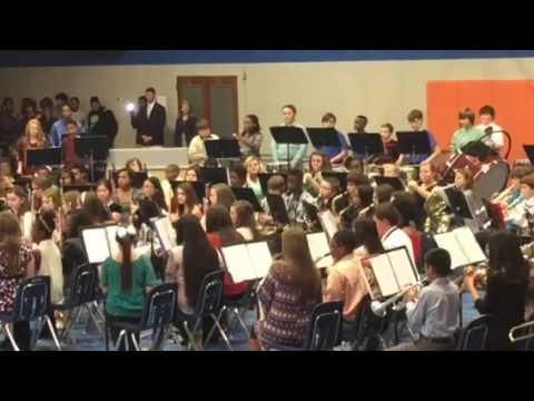 Southaven Middle School 2014 Christmas Concert Carols of Joy