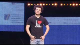 kev adams au palais des glaces : facebook