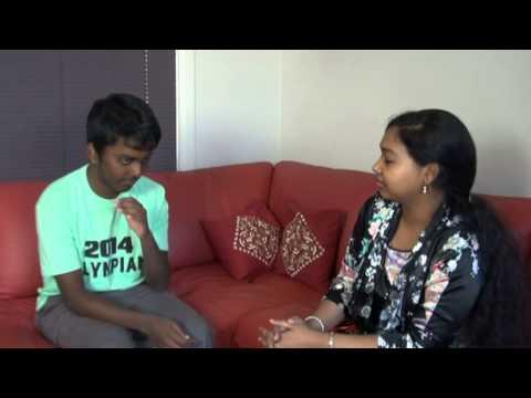 Bangladeshi boy wins Gold Medal
