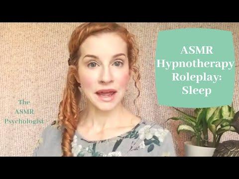 ASMR Sleep Hypnosis *REAL HYPNOTHERAPIST* - British Accent/Whispered
