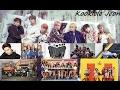 KPOP Idols singing/dancing to BTS - Blood Sweat & Tears