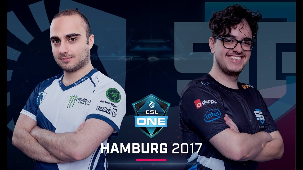 Esl One Hamburg Dota 2